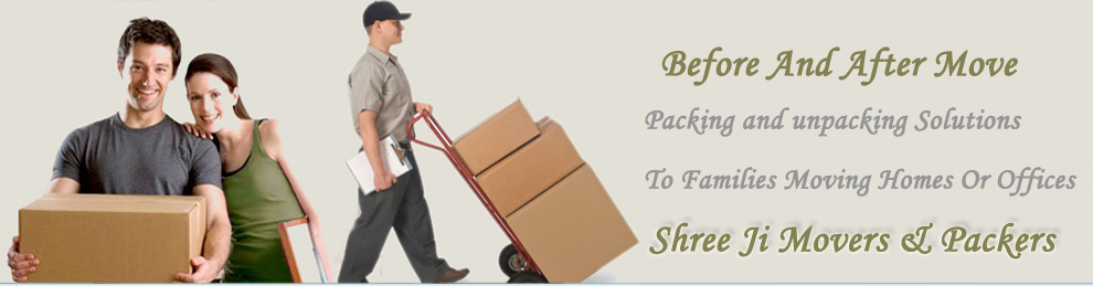 Shree ji Packers and Movers Manimajra, Chandigarh