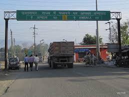 Paontasahib-road