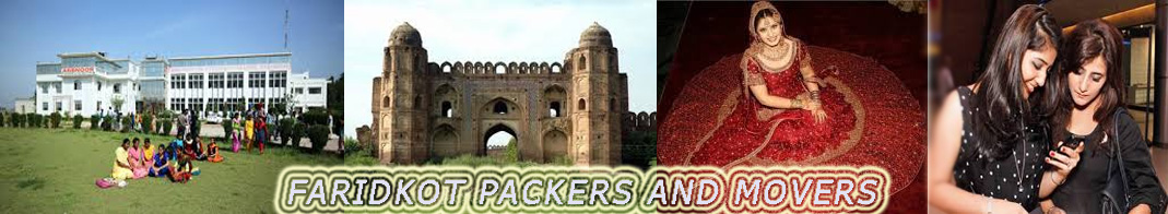packers and movers in faridkot