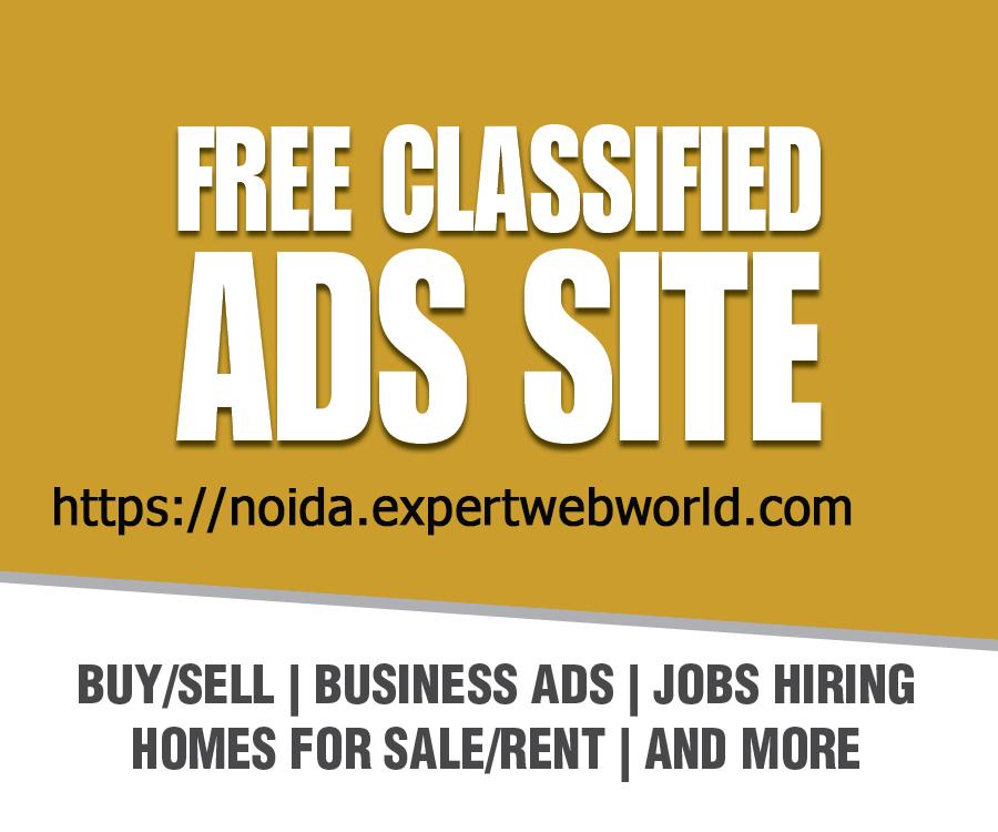 noida free classified ads