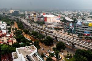 gurgaon attrction