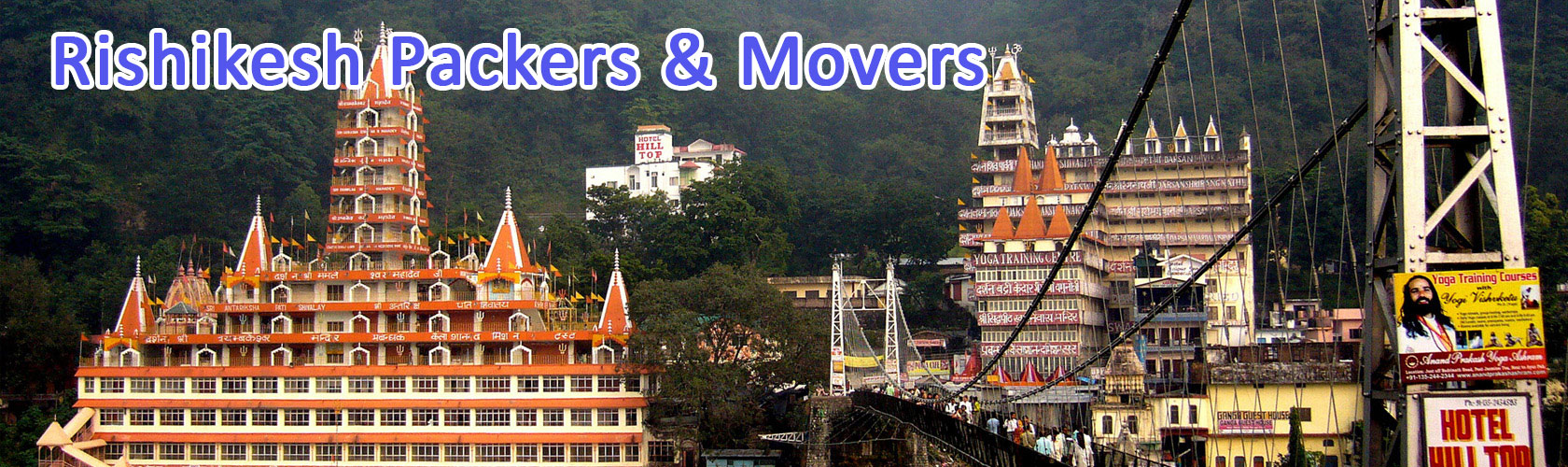 packers and movers in rishikesh