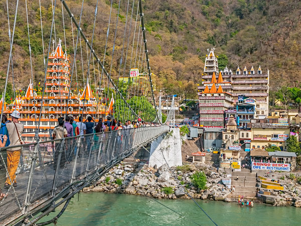 Rishikesh-attrction